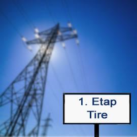 1. etap tire